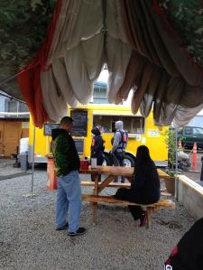skydive food truck