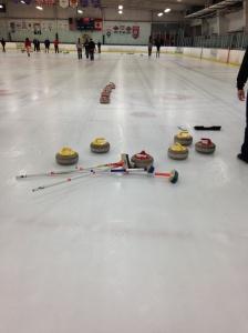 curling equip