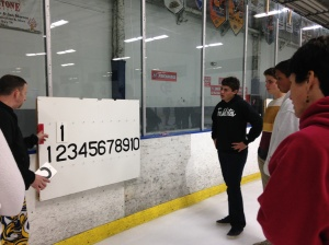 curling scoreboard