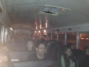 grad nite bus home
