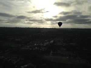 balloonviewsunsetballoon